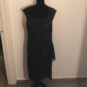 Dresses & Skirts - Beautiful black lace dress size 16W